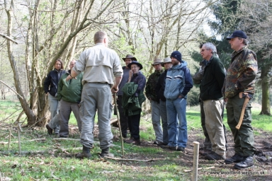 Bushcraft survival courses