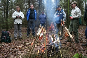 Bushcraft courses