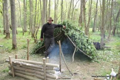 Bushcraft weekends