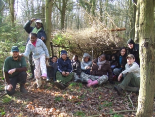Family bushcraft weekend
