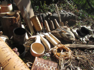 Examples of Primitive Crafts