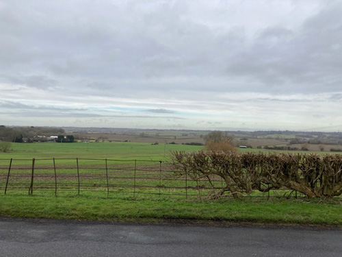 A landscape telling a long hedging history…….what's to come?