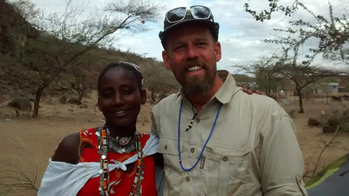 The beauty of everything Maasai