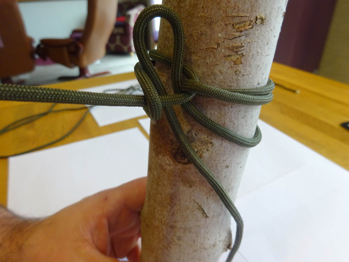 Tension Knot Step 3