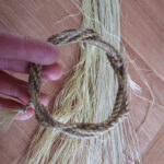 A fantastic finished cordage material