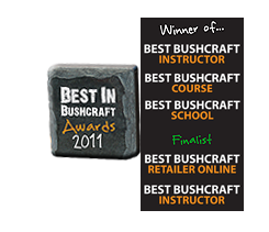 Best in Survival Shop and Bushcraft Course Awards in the 2011