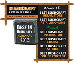 Best in Outdoor Survial and Bushcraft Awards 2012