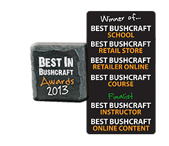 Best in Bushcraft Awards UK - 2013