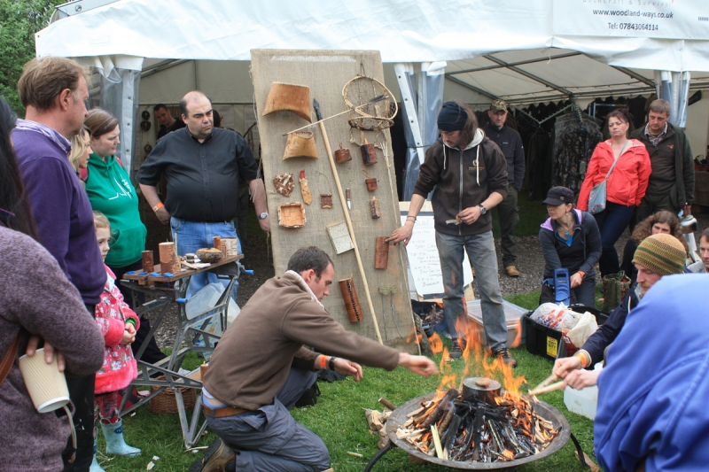 1/2 Day Bushcraft Workshops