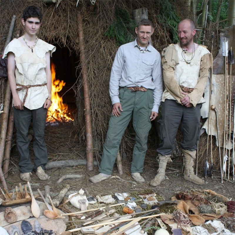 1 and 2 Year Bushcraft Courses