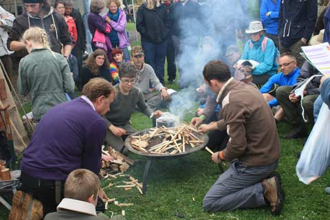 Bushcraft Centre Workshops