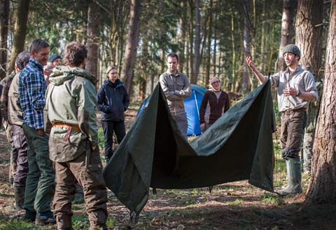 IOL Bushcraft Training Courses