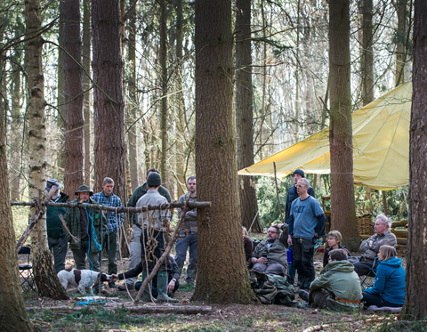 Weekend Bushcraft Courses