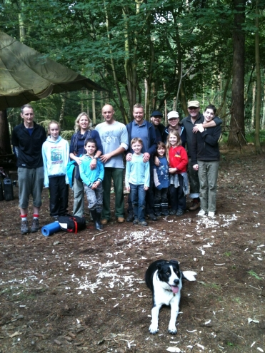 Family Bushcraft & Canoe Overnighter - Main Photo
