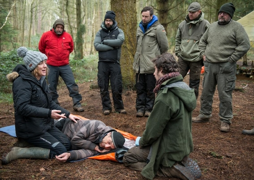 Wilderness Remote Emergency Care Level 2 - Outdoor First Aid Course - Main Photo