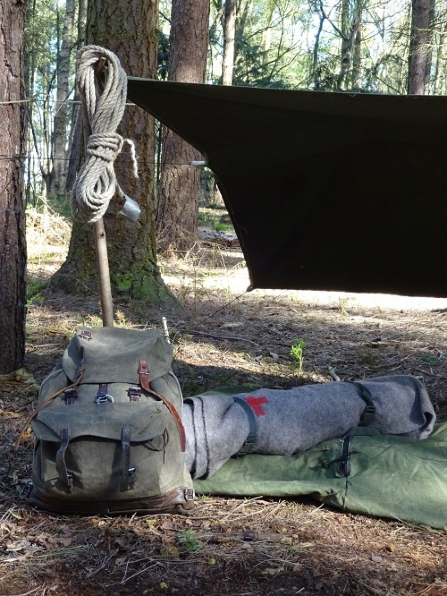 Traditional Clothing Course: Blankets, Bedrolls and Cover - Main Photo