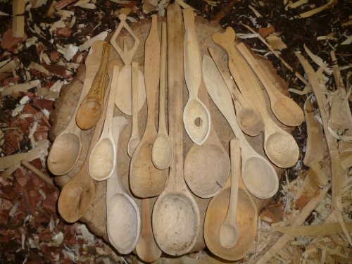 Carving a Spoon Workshop - Main Photo