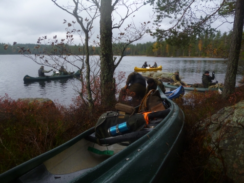 Canoeing and Camp Craft in Sweden - Main Photo