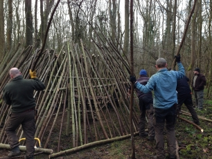 Woodland Ways Advanced Bushcraft Weekend