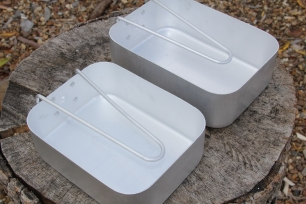BCB Explorer Mess Tins x2