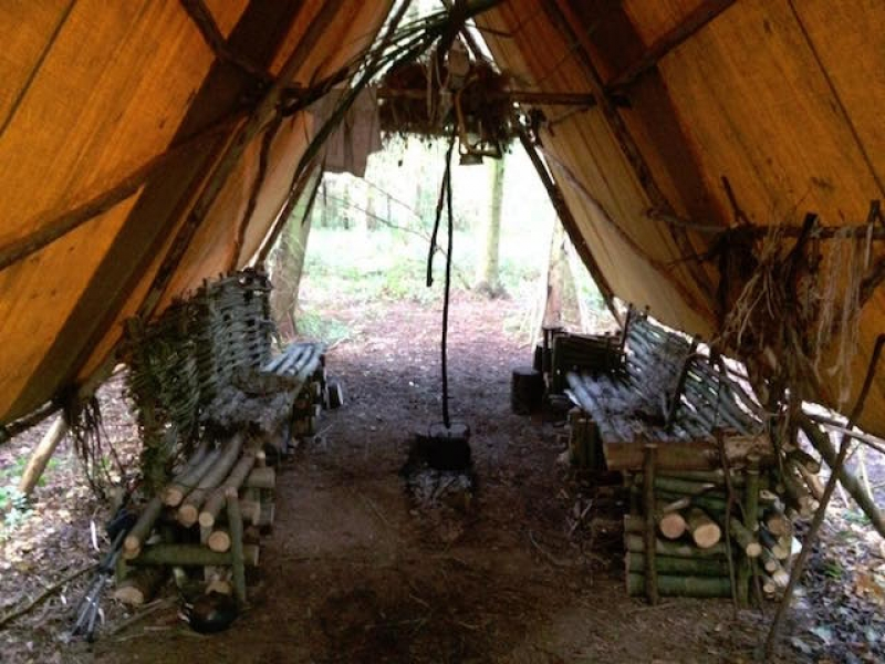 Traditional Camp Furnishings Weekend