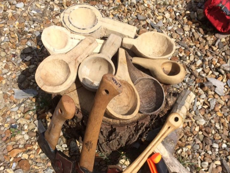 Kuksa  Carving Day Course