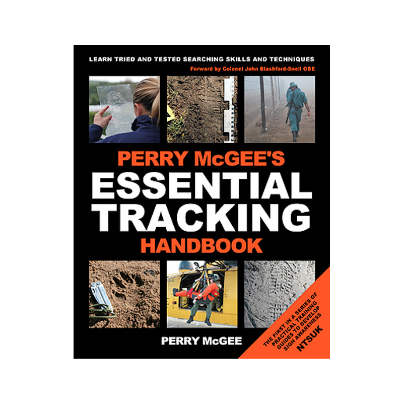 Essential Tracking Handbook by Perry McGee