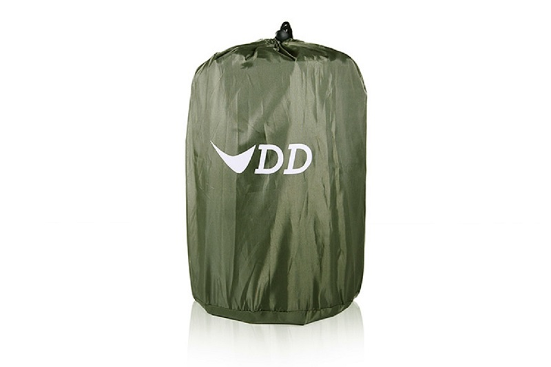 DD Inflatable Mat Regular Size Olive Green