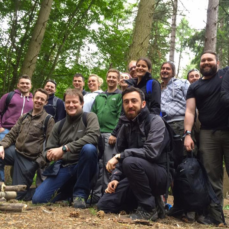 Bushcraft Fundamentals Course