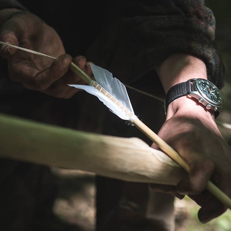 Bow Making Bushcraft Weekend Course