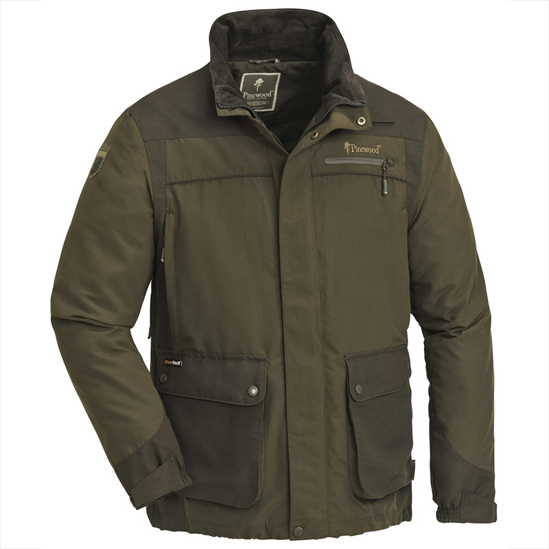 Pinewood Wolf Lite Jacket Hunting Brown