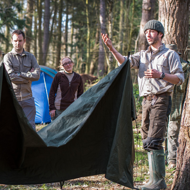 IOL Bushcraft Competency Training