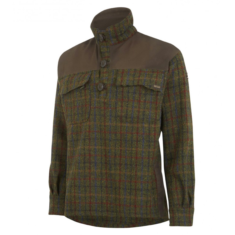 Keela Harris Tweed Heritage Bush Smock