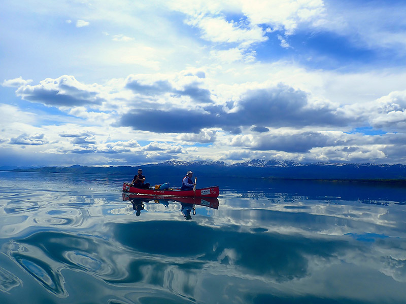 The Yukon River Canoe Expedition