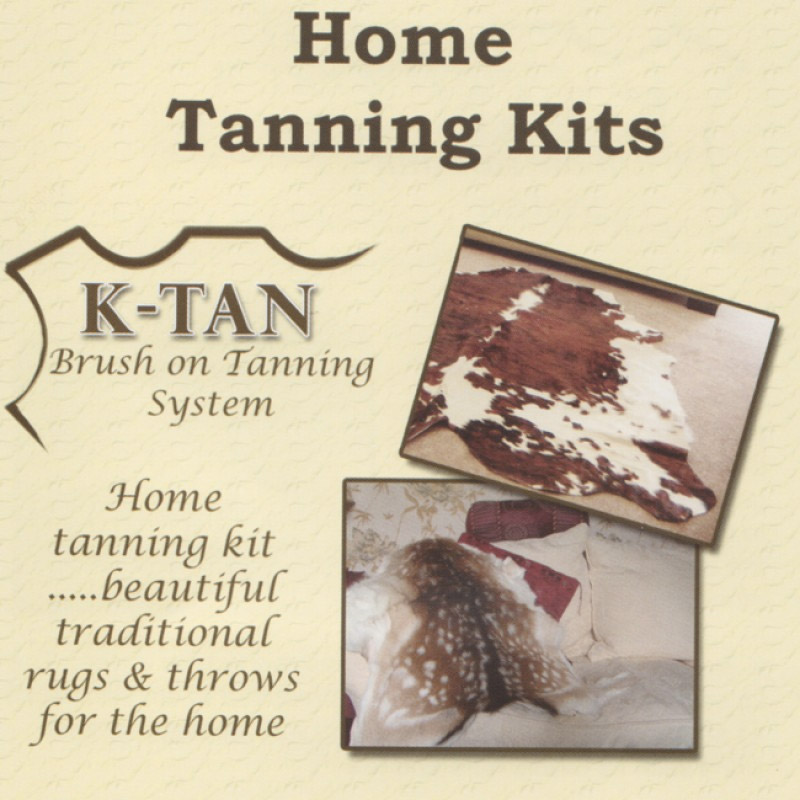 K-TAN Brush on Tanning Kit