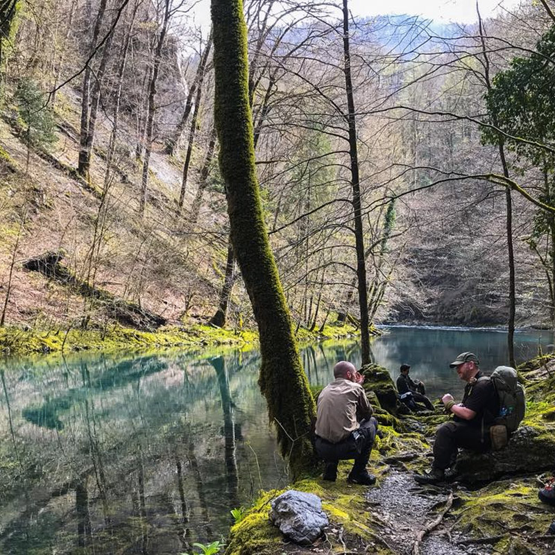 Wildlife Watching and Tracking in Croatia