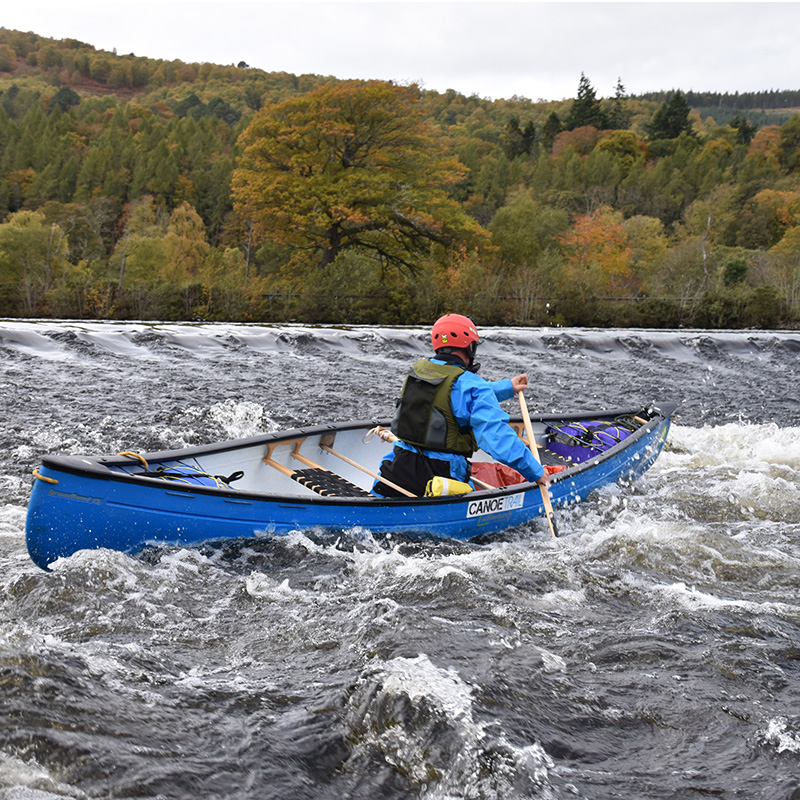 Introduction to Moving Water Canoe Journeys