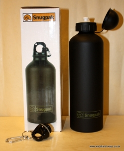 Snugpak 1L Aluminium Water Bottle