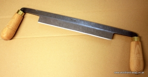 Ray Iles Mike Abbott Pattern Drawknife