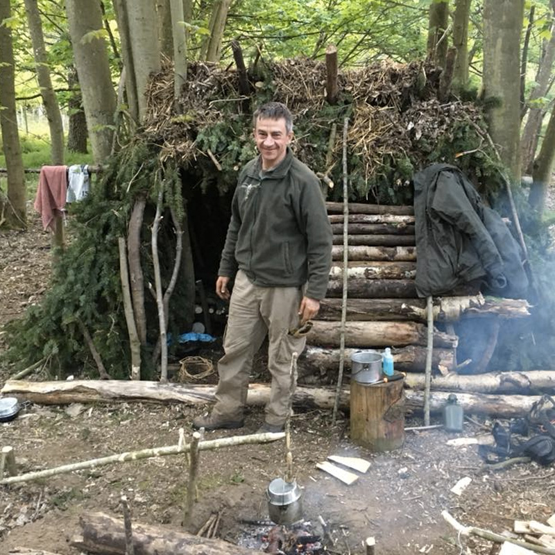 10 Day Woodland Immersion Survival Course