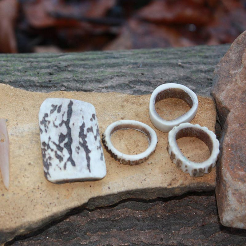Antler Ring Making Workshop