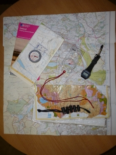 Map and Compass Basics