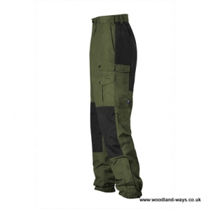 Fjallraven Vidda Trousers Dark Olive