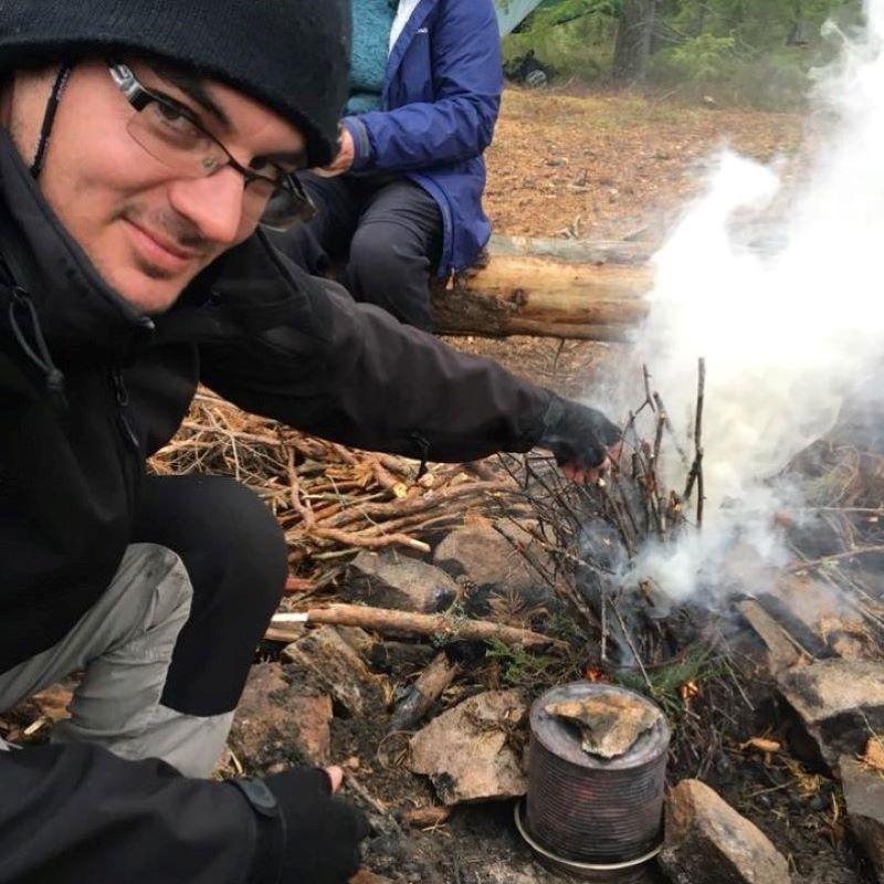 Bushcraft Practitioner Development Training - 5 Days Course