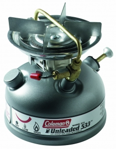 Coleman Sportster Stove Unleaded