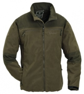 Pinewood Jacob Fleece Jacket Hunting Brown