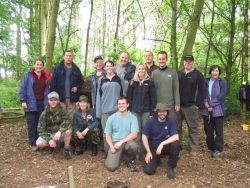 Woodland Ways Bushcraft Weekend