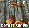 FireCord 550 Coyote Brown