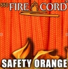 FireCord 550 Safety Orange