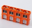 PowerPax Battery Storage Orange 9V Size